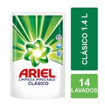 Jabon-Liquido-para-Ropa-Ariel-Clasico-Pouch-14-Ml-_1