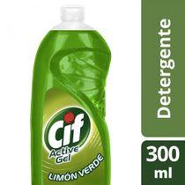 Lavavajilla-Cif-Active-Gel-Limon-Verde-300-Ml-_1